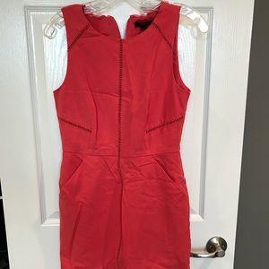 J. Crew cutout dress